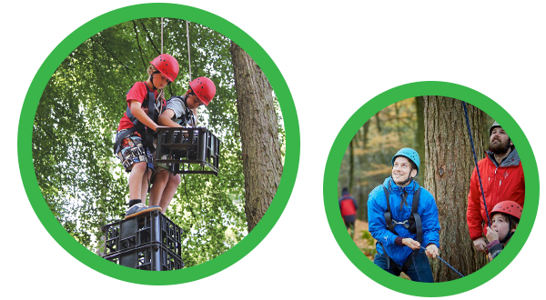 Adventure Challenge at Forest of Dean Adventure